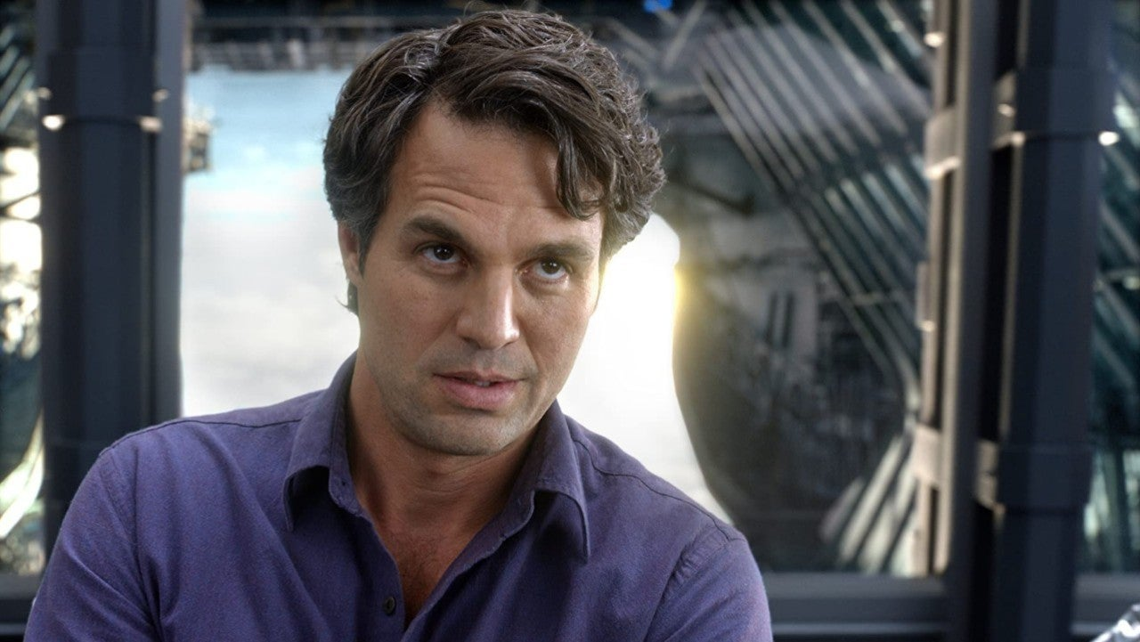 Hulk Actor Mark Ruffalo Reveals Why He Wears A Mask
