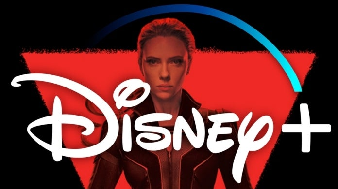 Marvel Black Widow Disney+