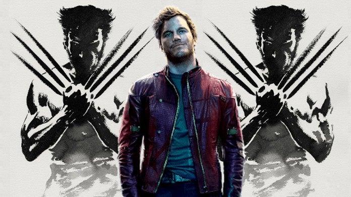 Marvel Chris Pratt Quarantine Wolverine Hairdo
