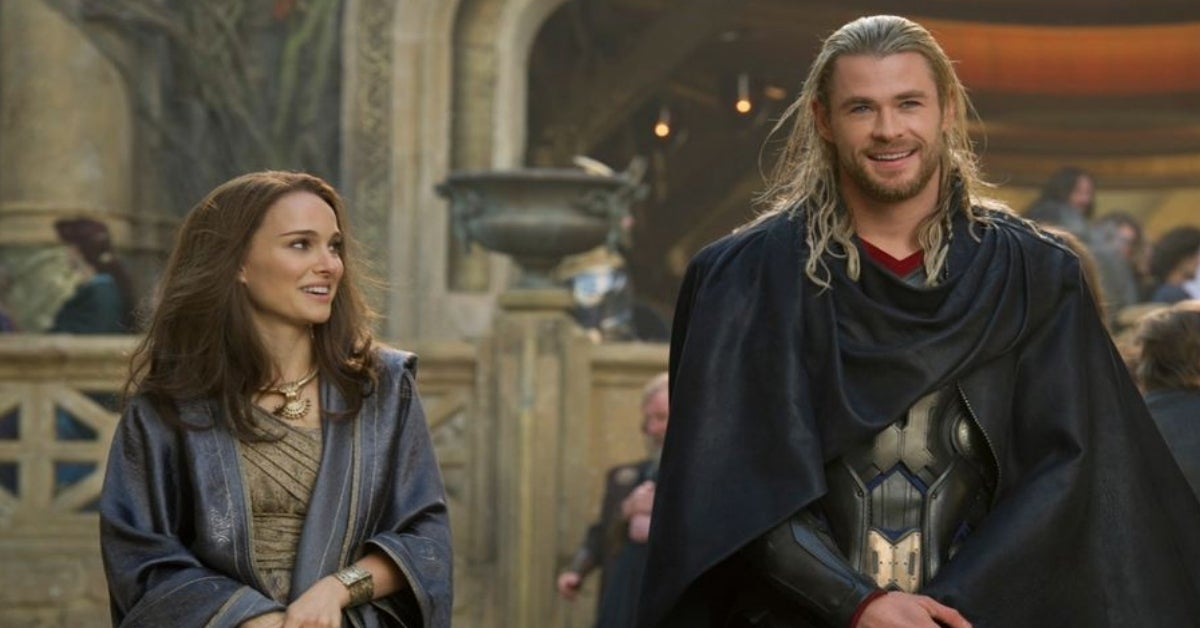 Marvel MCU Thor Jane Foster