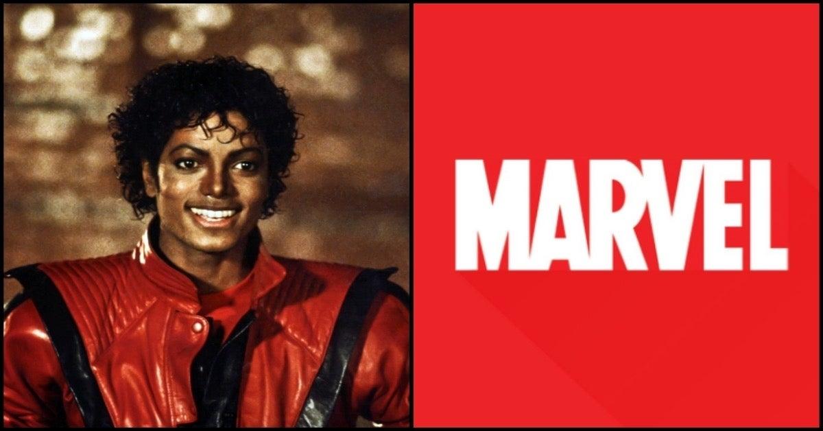 Marvel Michael Jackson