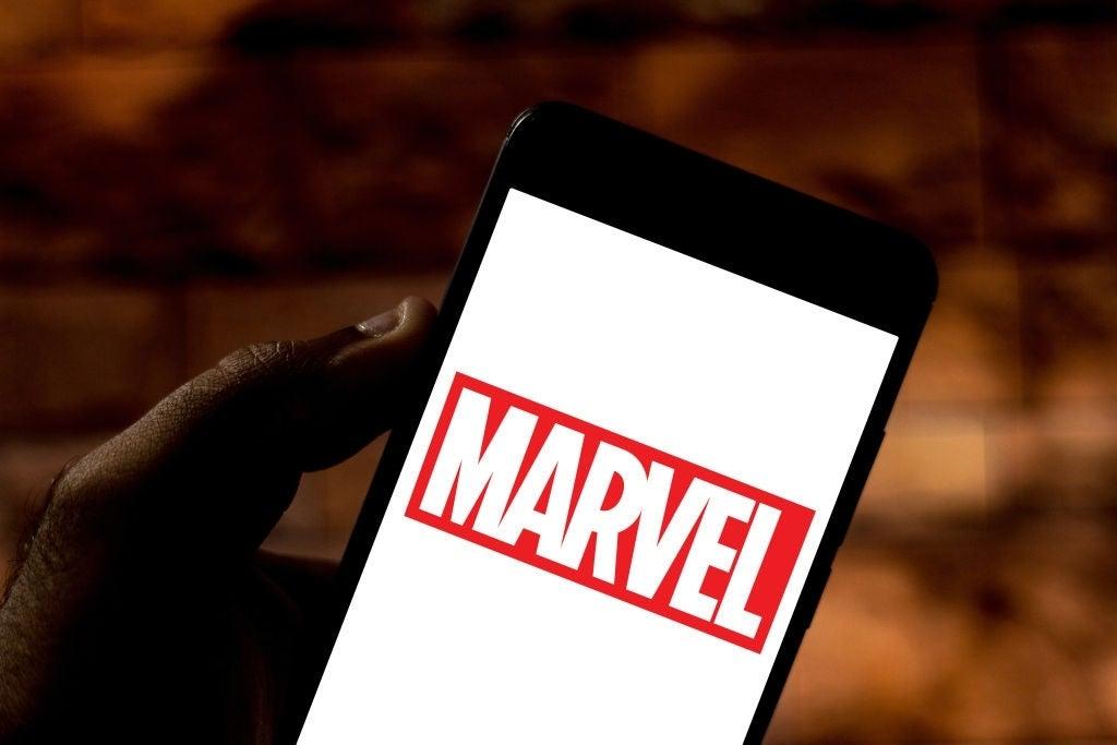 marvel phone background