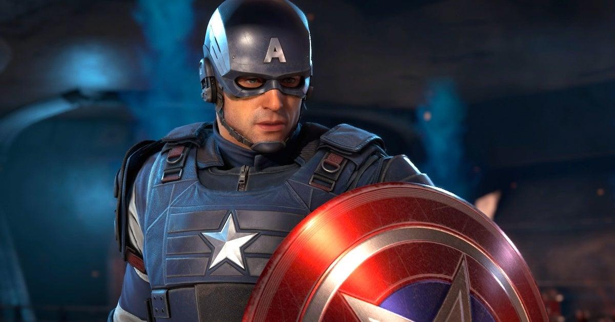 marvel's avengers avengers-game