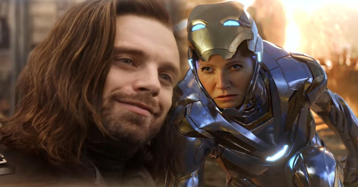 Marvel Sebastian Stan Gwyneth Paltrow ComicBookcom