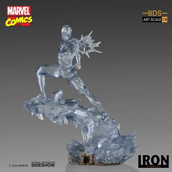 Marvel-XMen-Iceman-Iron-Studios-Statue-1