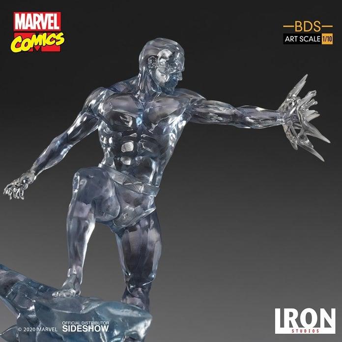 Marvel-XMen-Iceman-Iron-Studios-Statue-5