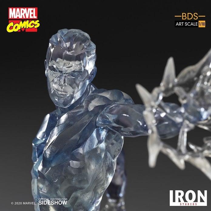 Marvel-XMen-Iceman-Iron-Studios-Statue-6