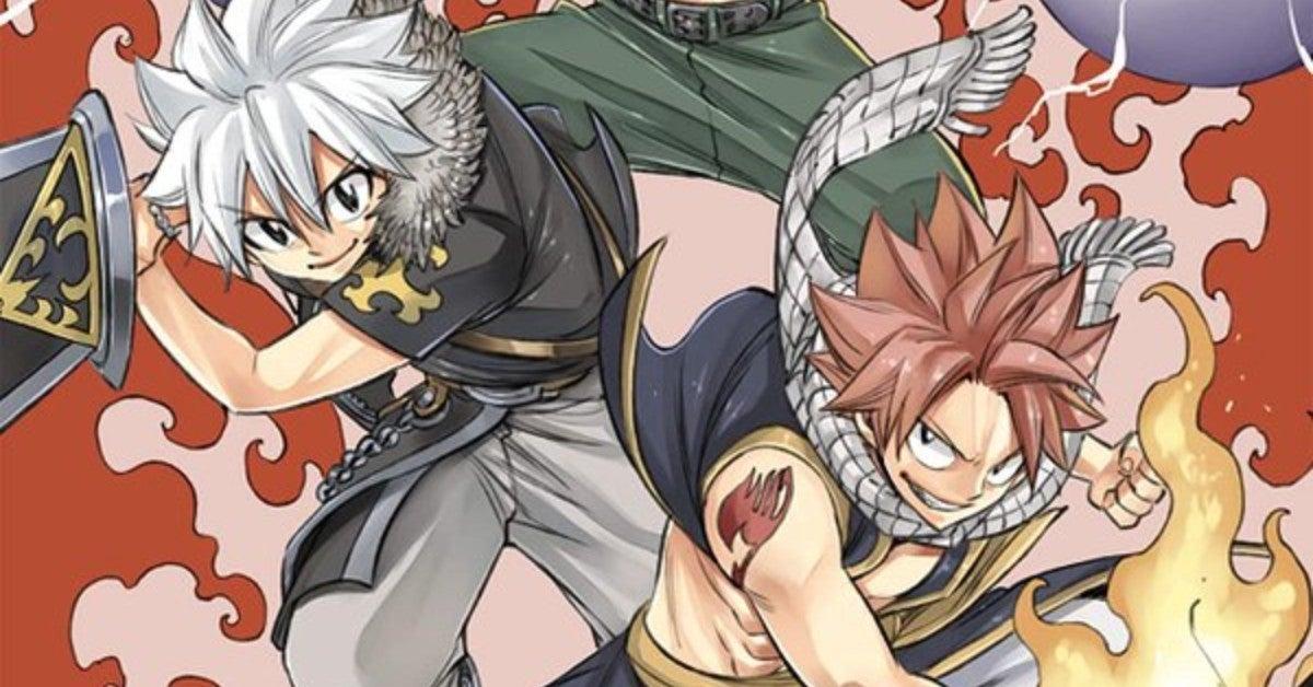 Mashima HERO's Fairy Tail Edens Zero Rave Master Manga