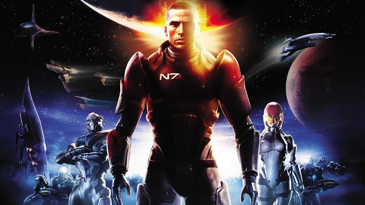 Mass Effect Remake