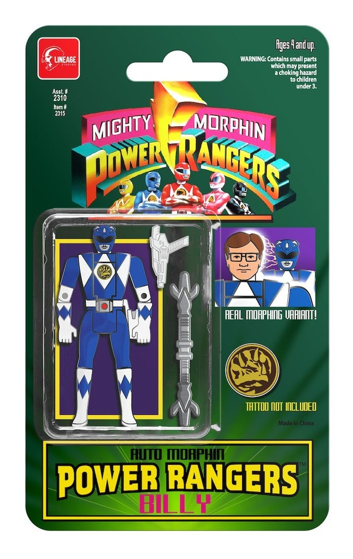 Mighty-Morphin-Power-Rangers-Retro-Pin-Collection-Blue-Ranger