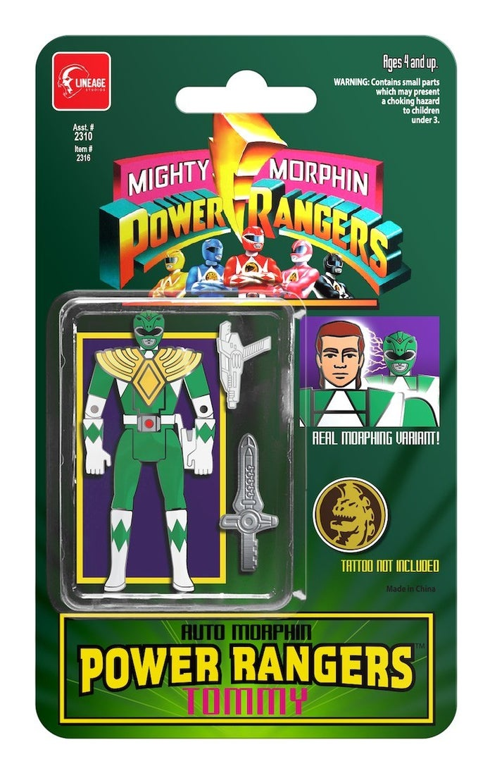 Mighty-Morphin-Power-Rangers-Retro-Pin-Collection-Green-Ranger