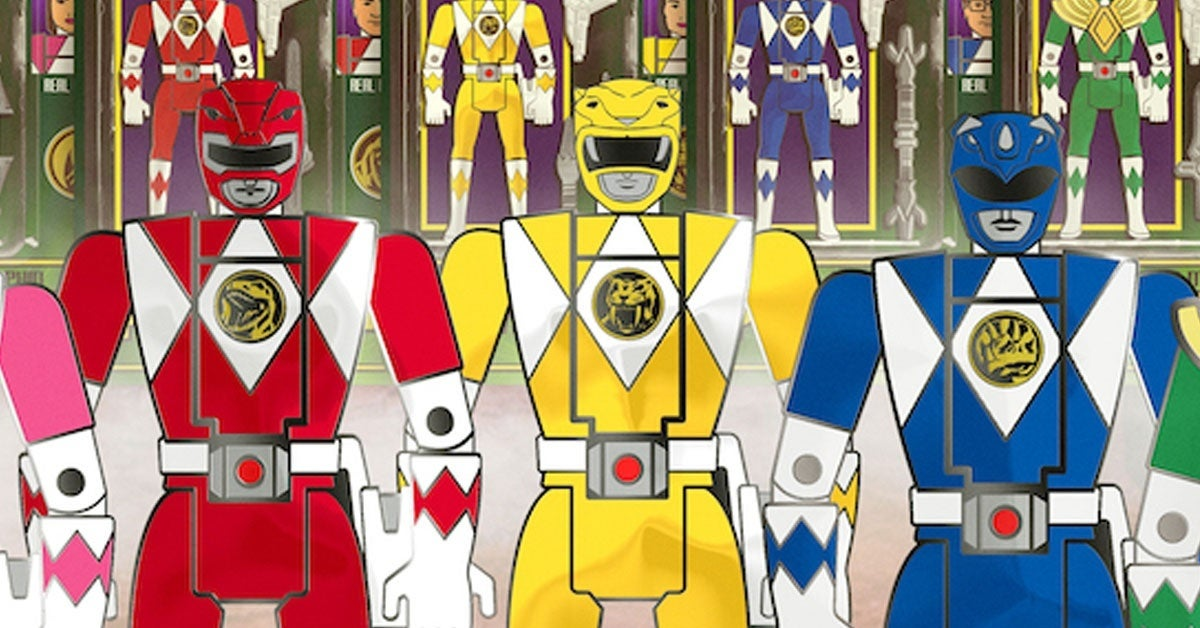 Mighty-Morphin-Power-Rangers-Retro-Pin-Collection-Header