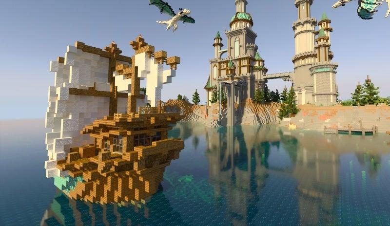 minecraft-with-rtx-beta-crystal-palace-001-rtx-on