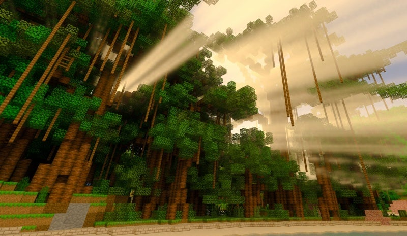 minecraft-with-rtx-beta-of-temples-and-totems-001-rtx-on