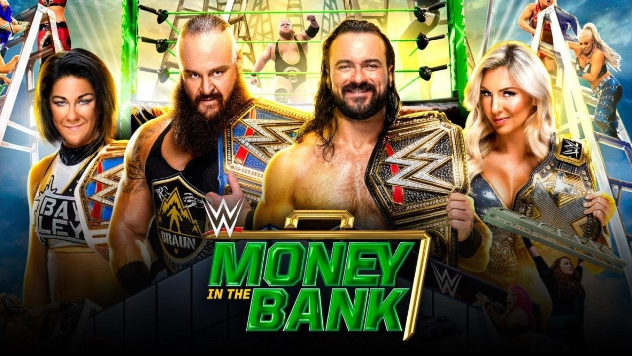WWE REMOVES Top Superstar From Money In The Bank Poster