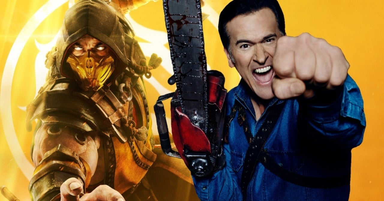 Mortal Kombat 11 Director Comments On Ash Williams Dlc Situation
