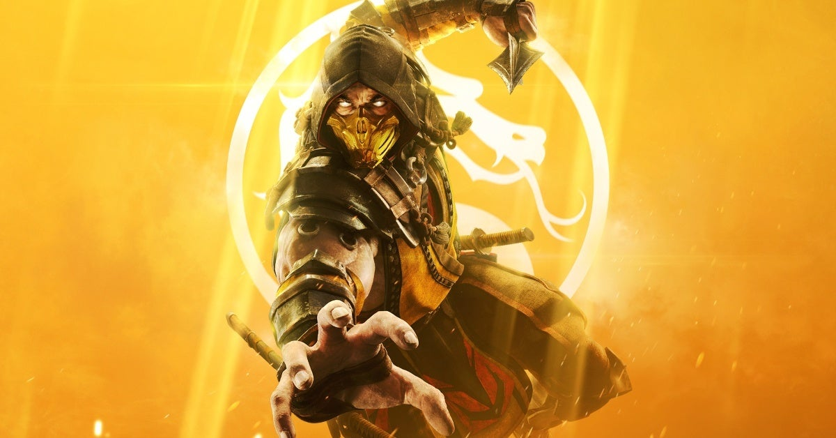 mortal kombat 11 scorpion logo new cropped hed