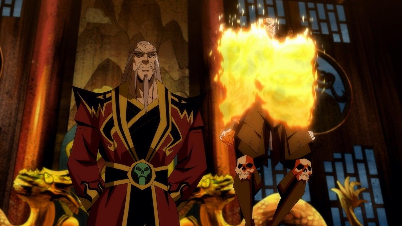 mortal kombat legends shang tsung