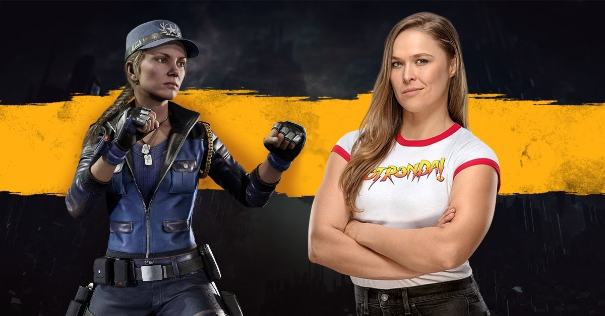 mortal kombat ronda rousey sonya blade new cropped hed