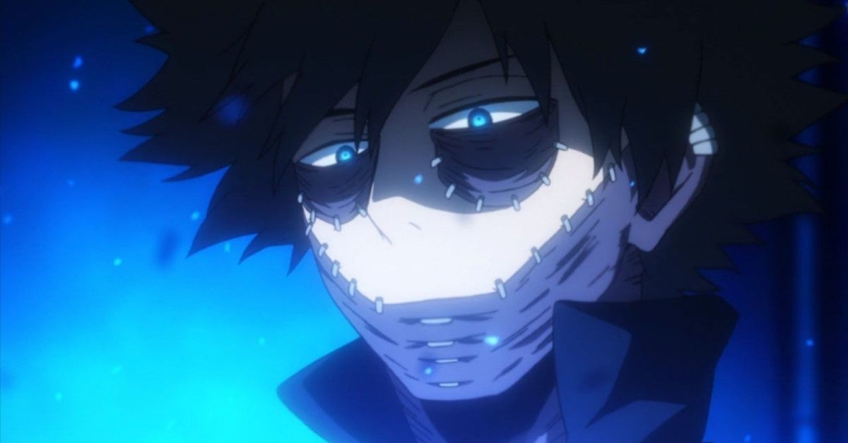 My Hero Academia Dabi Anime