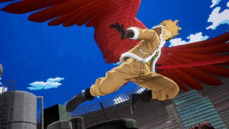 my hero ones justice 2 hawks 2