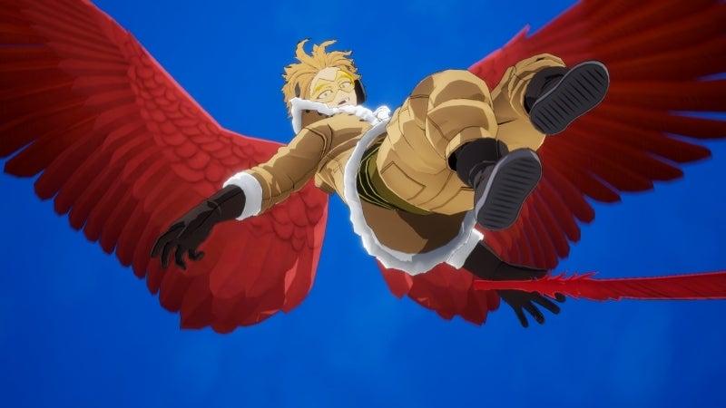 my hero ones justice 2 hawks 5