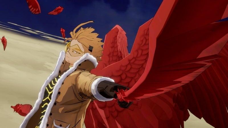 my hero ones justice 2 hawks 8