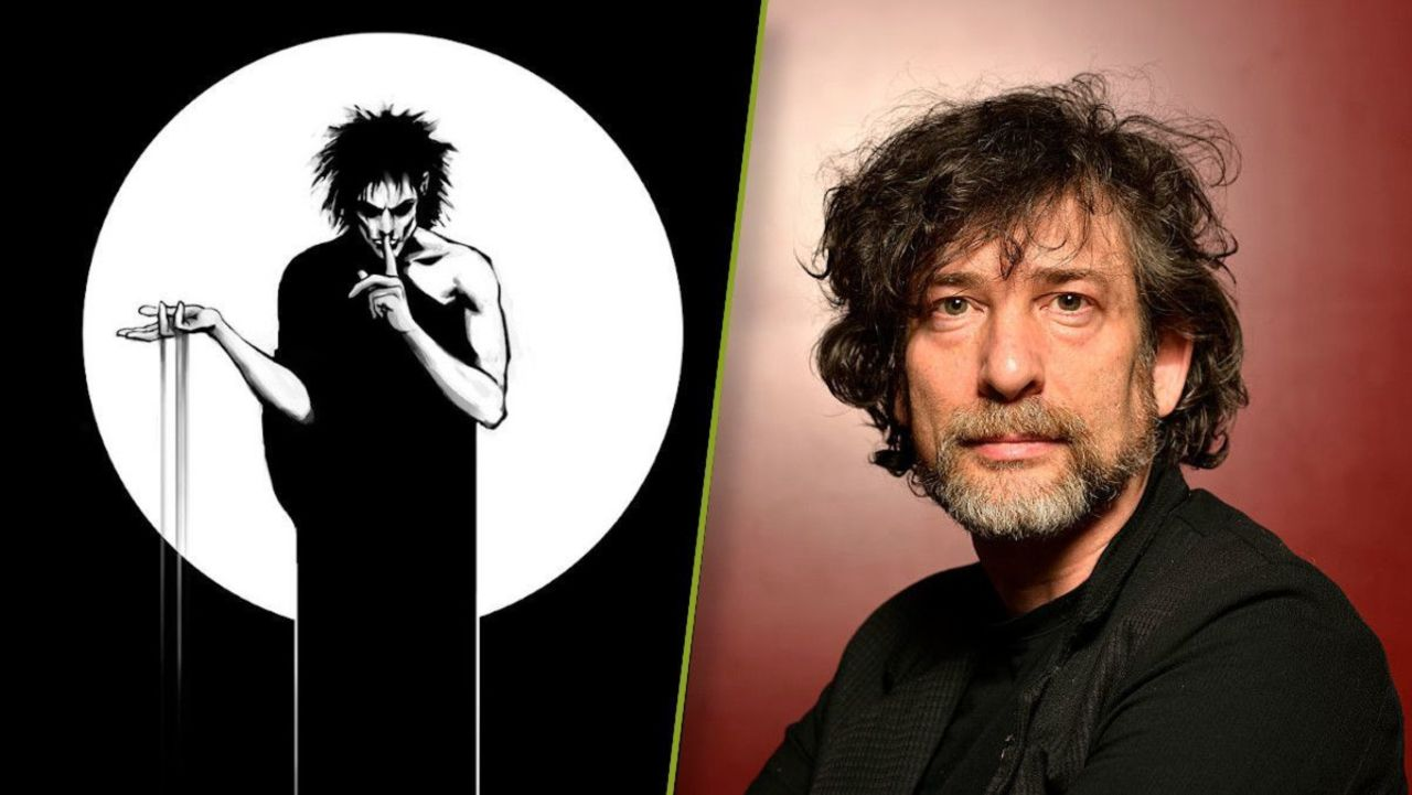 Neil Gaiman Reveals New Sandman Details for Netflix, Promises the Series Will Be Scary