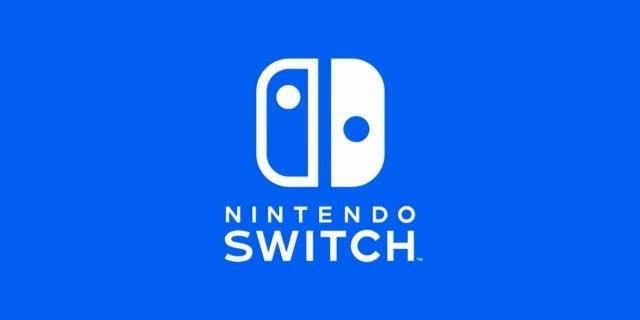nintendo switch blue