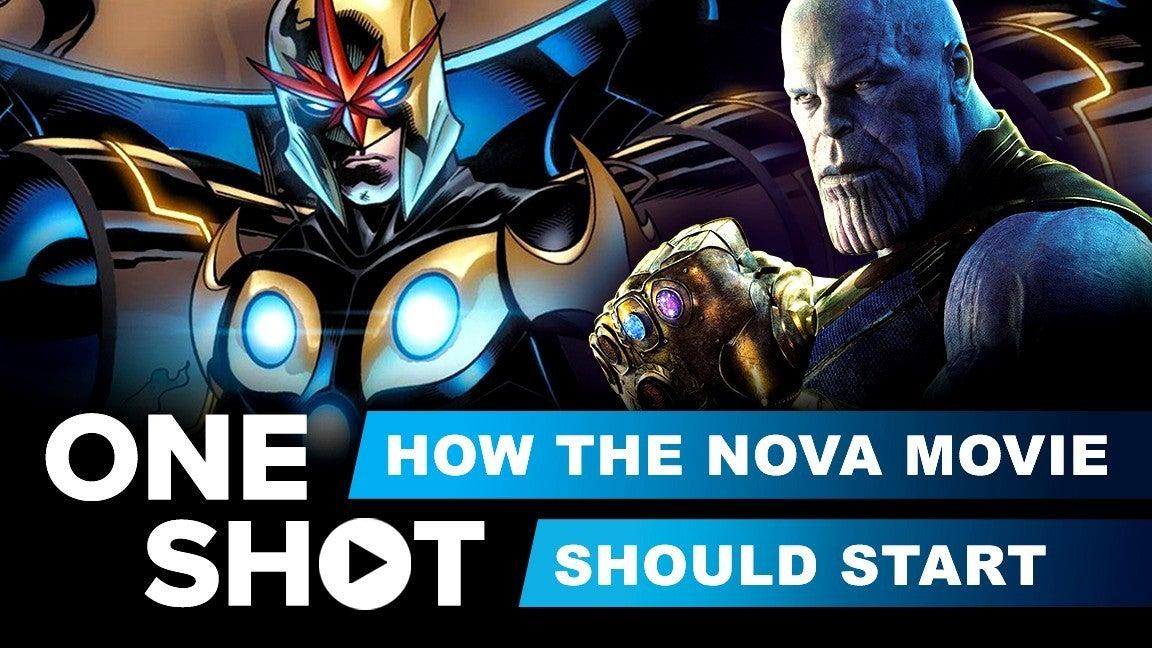 nova-one-shot