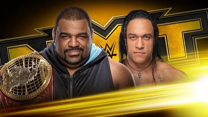 NXT-Keith-Lee-Vs-Damian-Priest