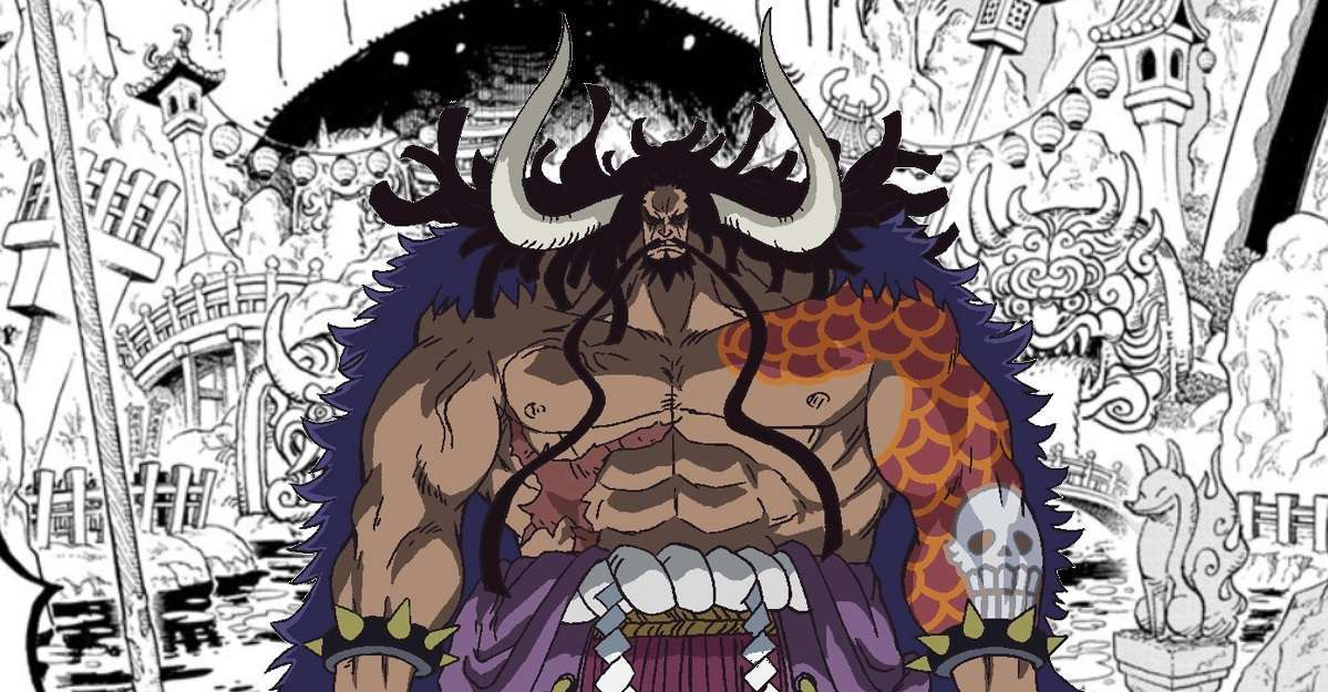 One Piece Kaido Wano