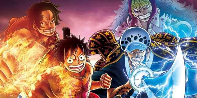 One Piece Releases Poster for Upcoming Universal Studios Event