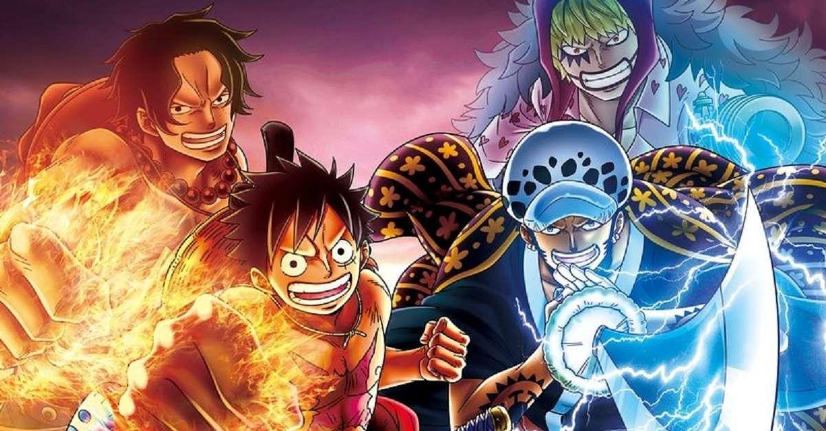 One Piece Universal Studios