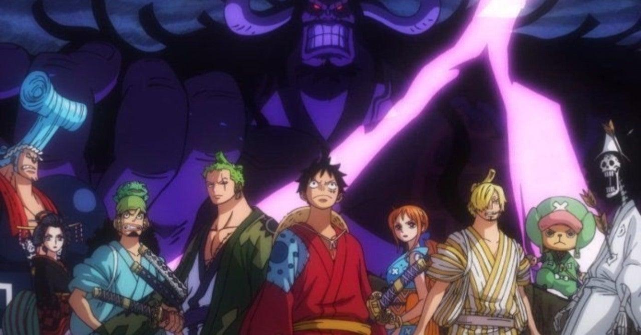 One Piece Announces One-Week Break
