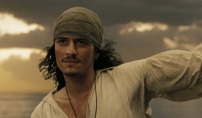 pirates of the caribbean will turner post credits scene