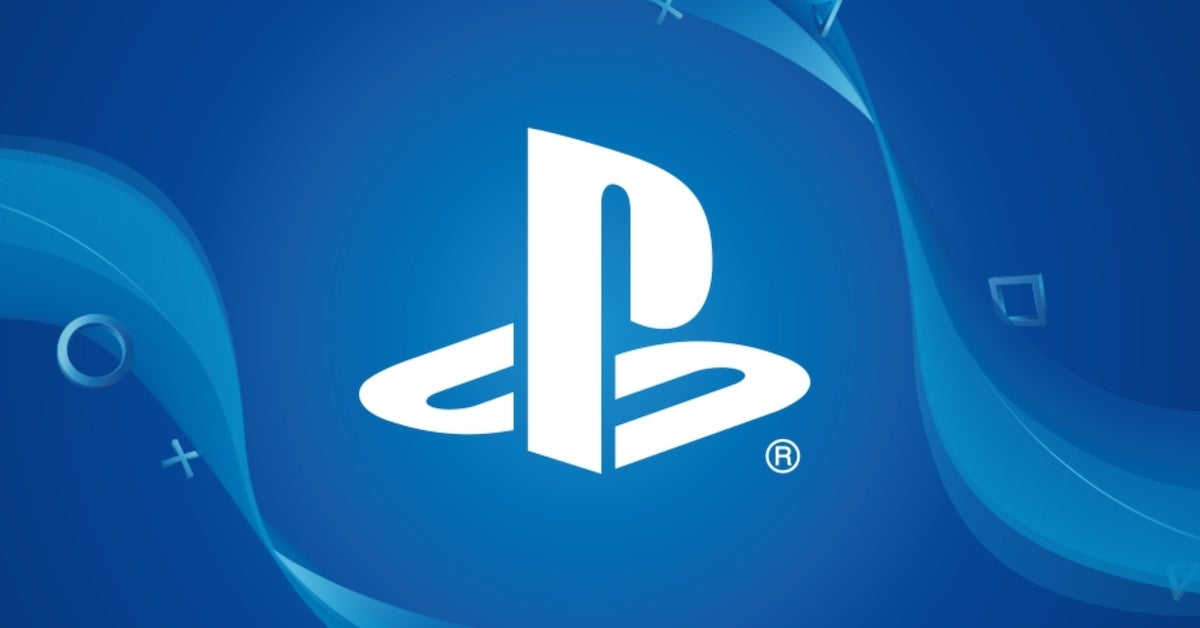 playstation ps4 logo blue normal