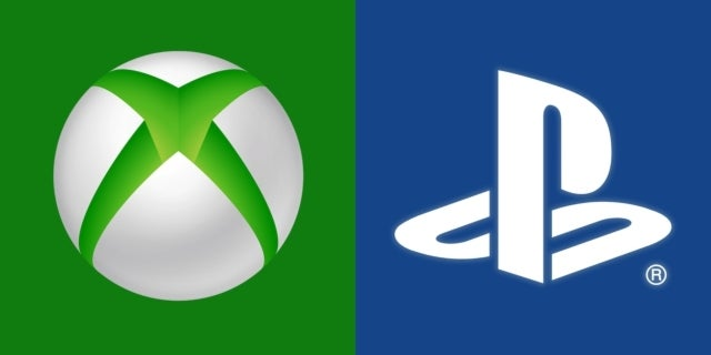 playstation xbox collage