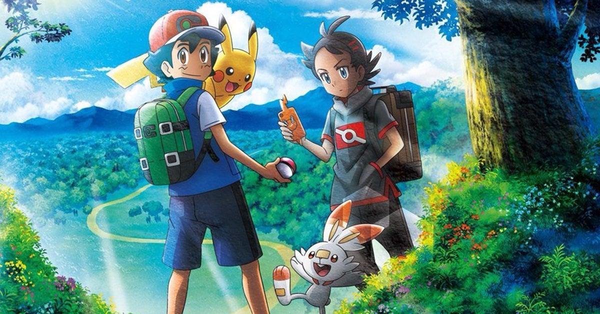 pokemon anime journeys netflix