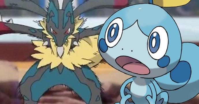 pokemon anime sobble mega evolution