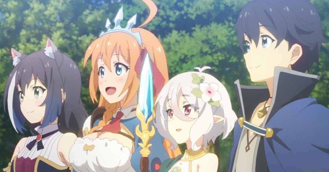 Princess Connect Re:Dive Just Might Be Spring's Surprising Hit