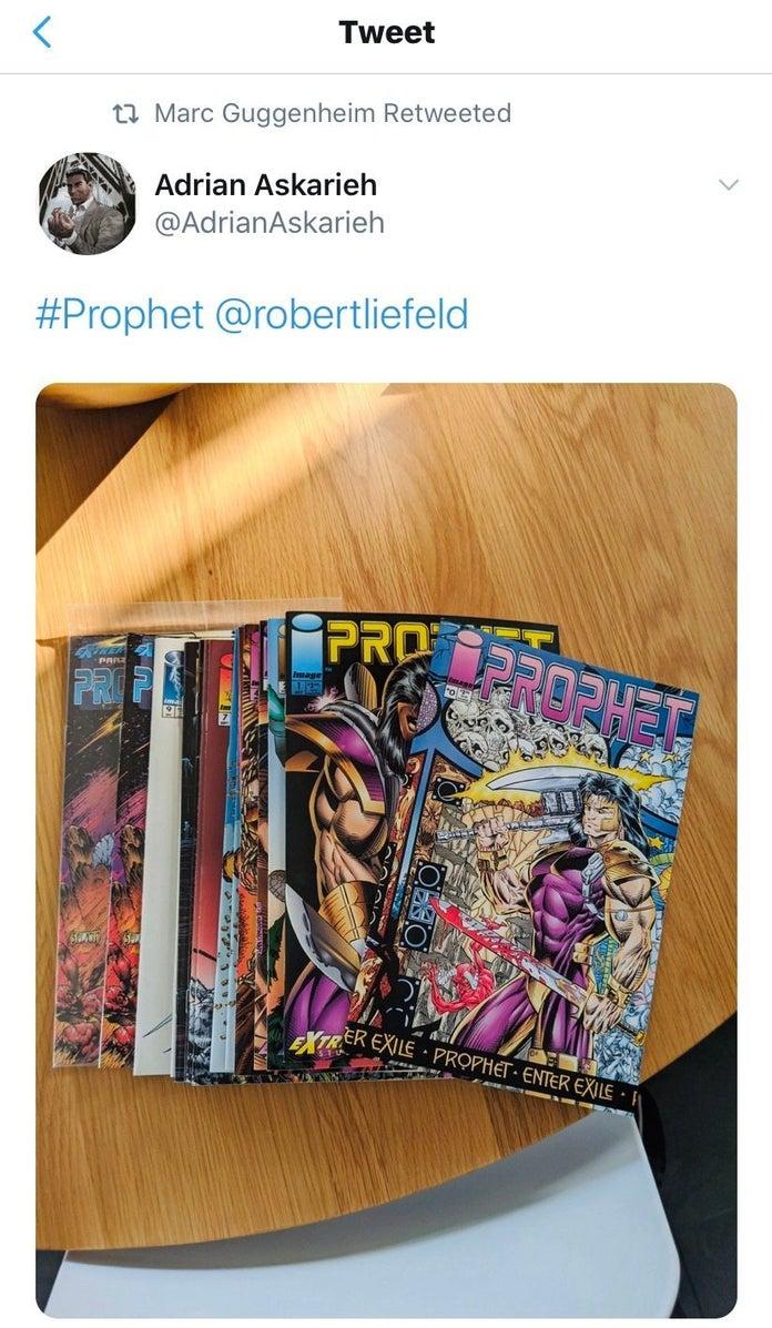 prophet-movie-tweet