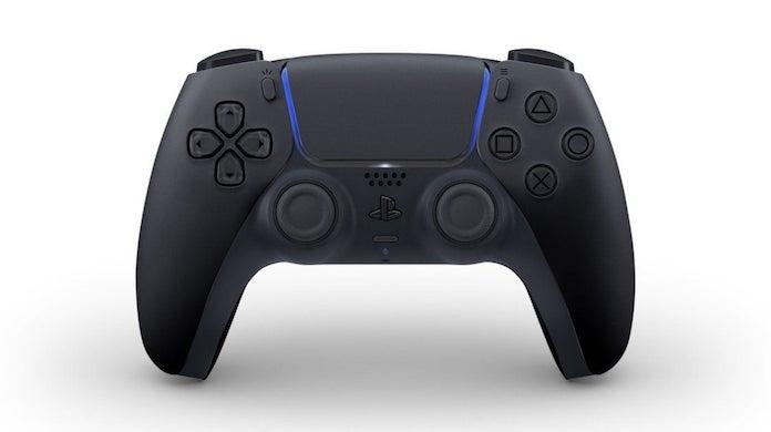 ps5 controller black