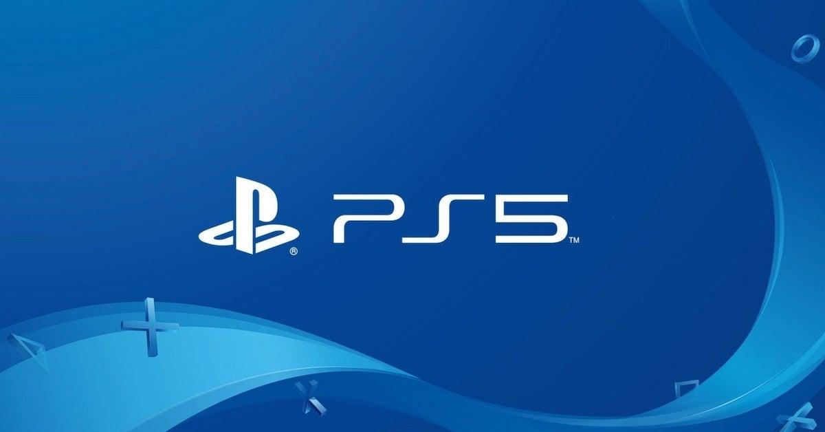 ps5 playstation 5 logo normal blue