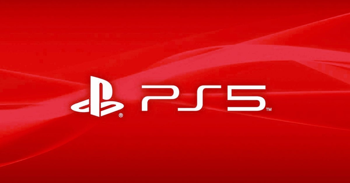 ps5 red