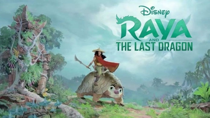 raya and the last dragon delayed
