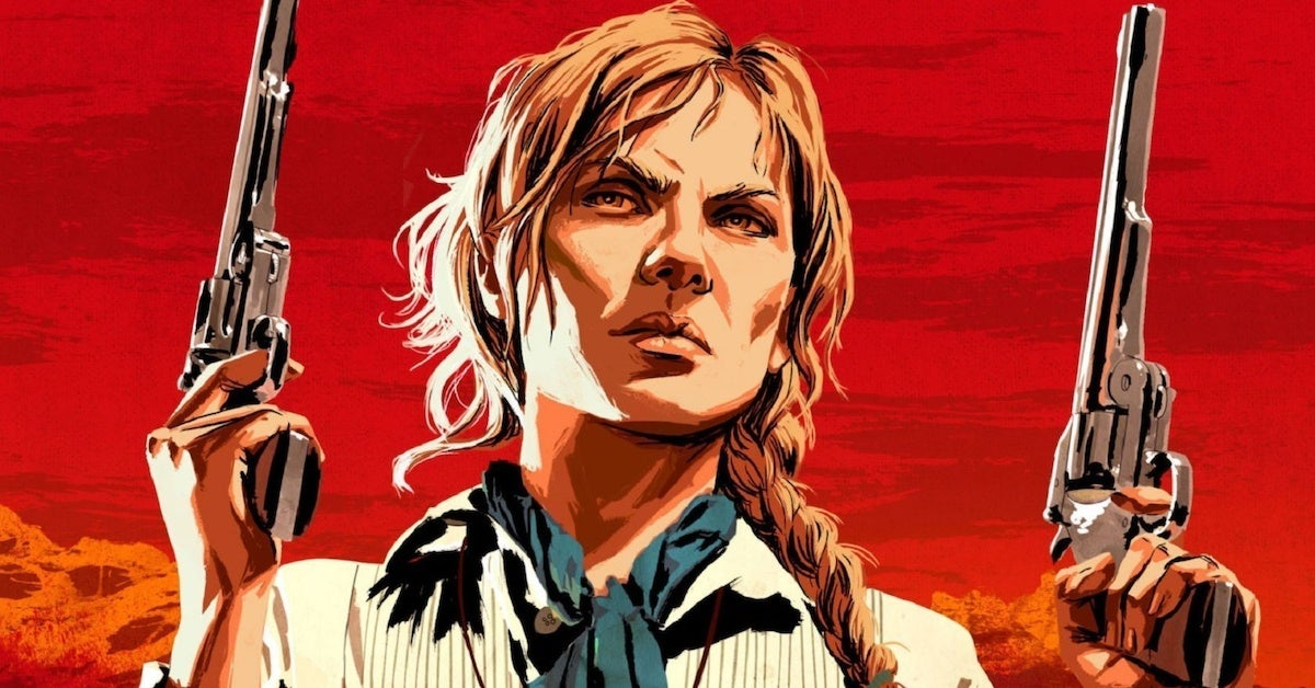 red dead redemption 2 sadie adler