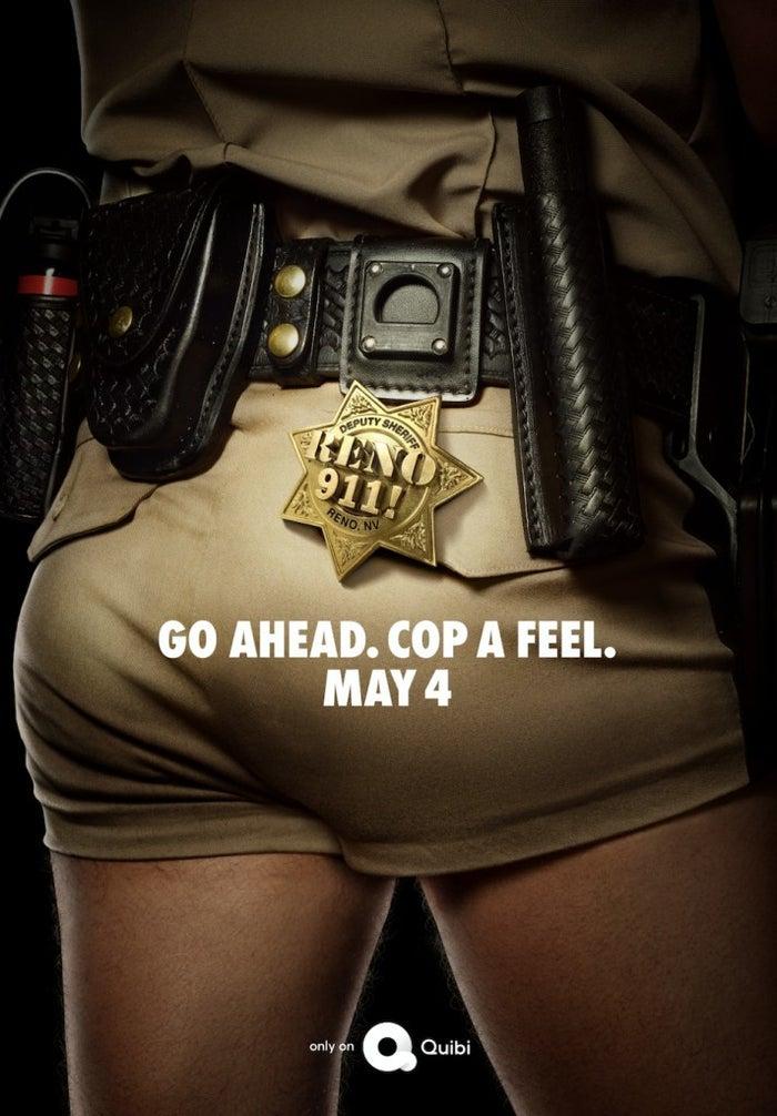 Reno 911 2020 Promo Poster