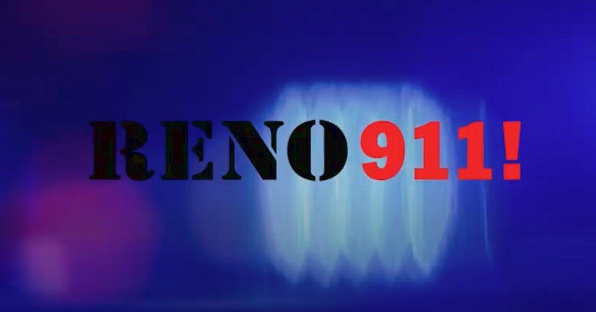 Reno 911 Trailer 2020 Quibi Reboot Revival