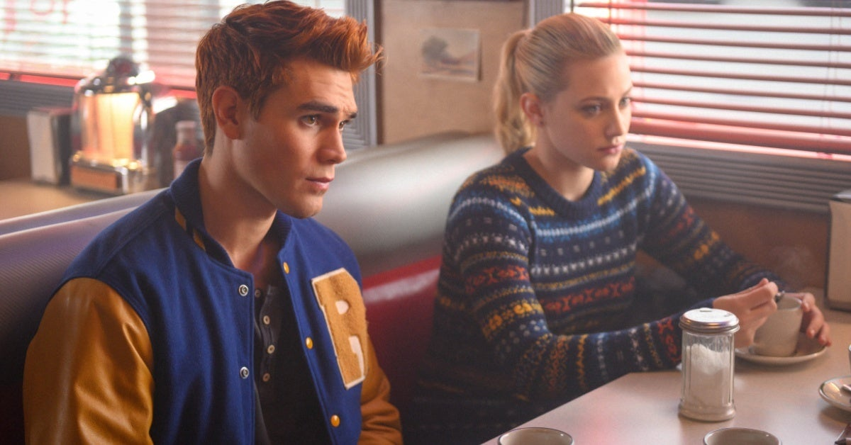 riverdale betty archie